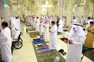 تقنية التايم لابس لمراقبة حركة الحشود في المسجد الحرام - المواطن