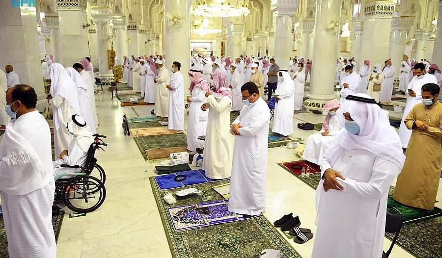 تقنية التايم لابس لمراقبة حركة الحشود في المسجد الحرام