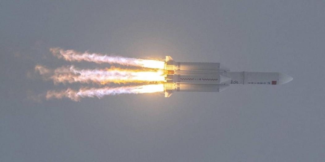 العالم يترقب سقوط حطام الصاروخ الصيني