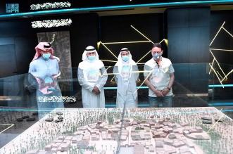 رئيس مجلس الإعلام المصري يزور المسجد النبوي ومتحف السيرة النبوية - المواطن