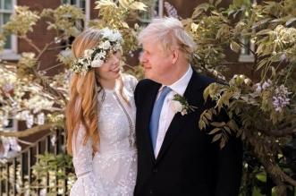 رئيس وزراء بريطانيا يتزوج رسميًّا في مراسم سرية - المواطن