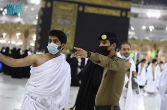 جهود متميزة وصور إنسانية لرجال الأمن لخدمة قاصدي بيت الله الحرام - المواطن