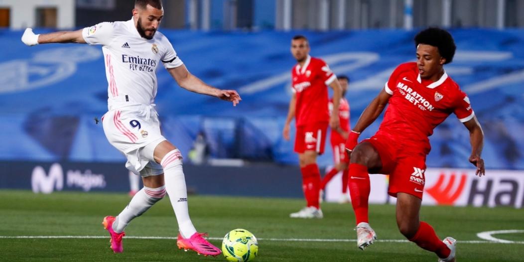 ريال مدريد وإشبيلية يكتفيان بالتعادل
