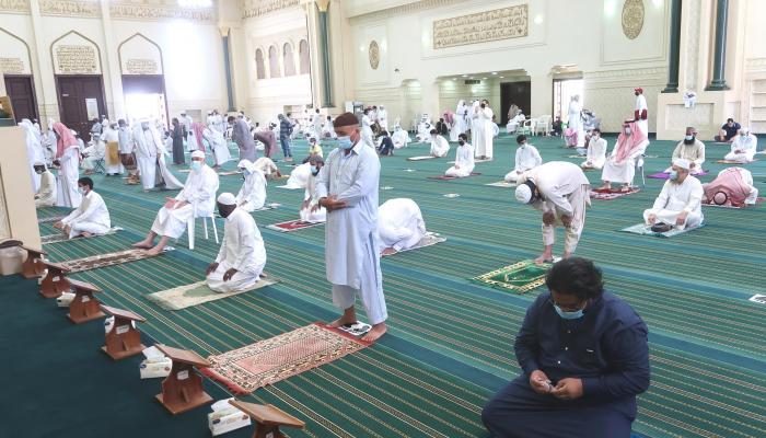 تجهيز 3156 جامعاً ومسجداً لإقامة صلاة عيد الفطر بمنطقة مكة