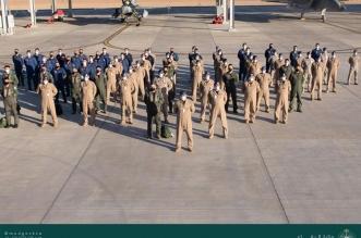 طائرات القوات الجوية اليونانية تصل قاعدة الملك فيصل للمشاركة في عين الصقر 2 - المواطن