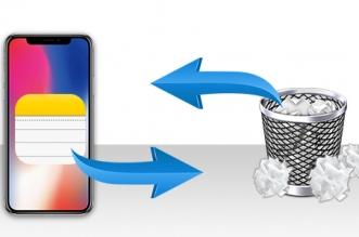 طرق لاسترجاع الصور المحذوفة من iPhone