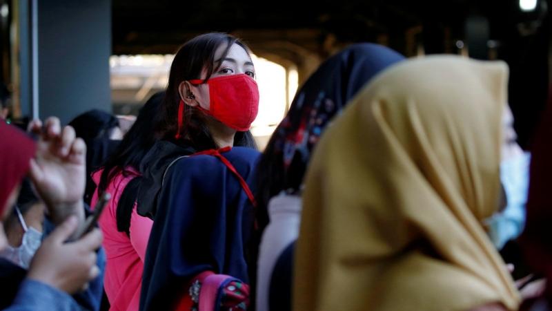 ظهور السلالة الهندية من كوفيد-19 في إندونيسيا