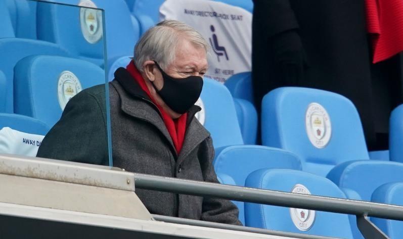 فيرجسون يُشيد بمدرب مانشستر يونايتد