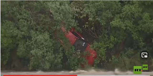 فيضانات قوية تجتاح نيوزيلندا والسلطات تعلن الطوارئ