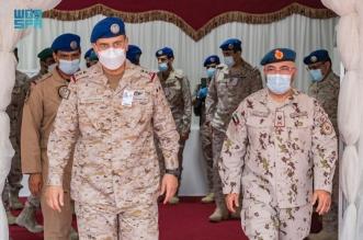 قائد القوات الجوية يستقبل نظيره الإماراتي لتعزيز مجالات التعاون - المواطن