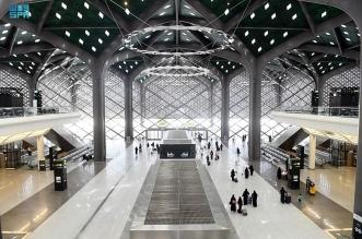 قطار الحرمين يستأنف رحلاته بمحطة جدة بعد إغلاق عامين - المواطن