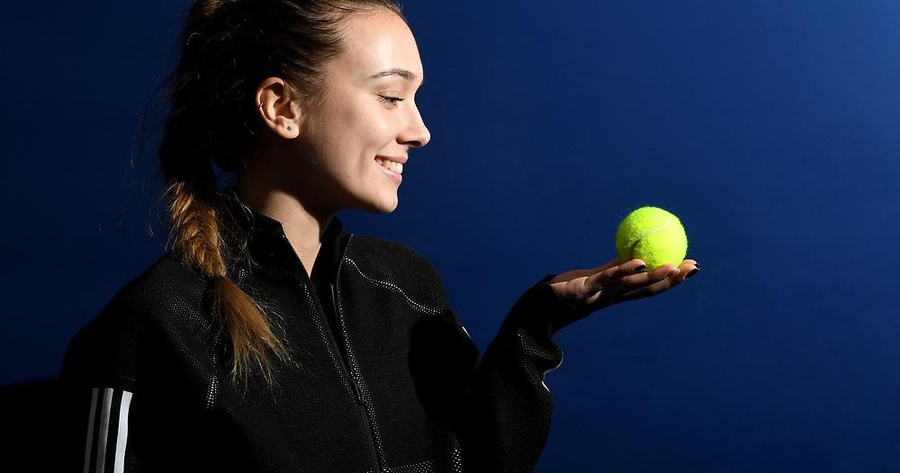 لاعبة تنس تحصل على 2 يورو مكافأة في بطولة !