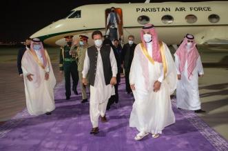 زيارة عمران خان إلى السعودية ترسخ الشراكة الإستراتيجية بين السعودية وباكستان - المواطن