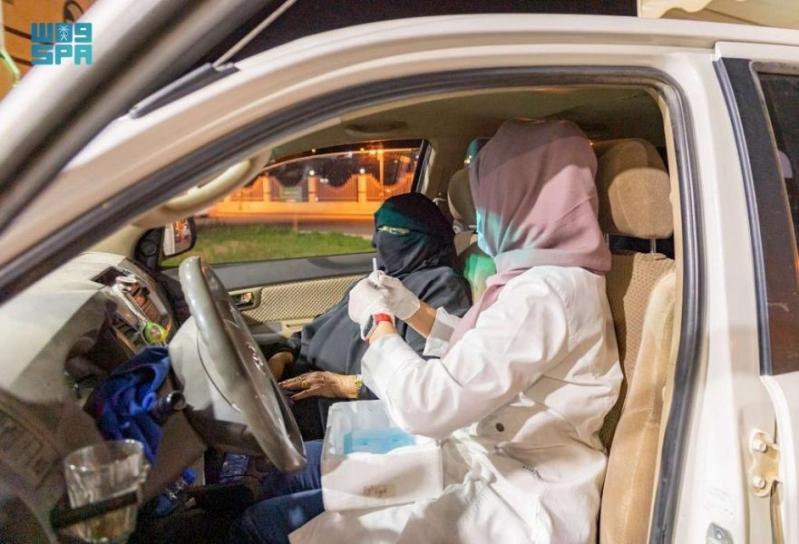 لقاح كورونا في السعودية