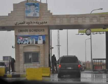 الأردن يعلن فتح معبرين مع السعودية وسوريا