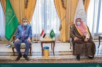 مساعد وزير الدفاع يبحث تعزيز العلاقات مع أمين الدفاع العراقية - المواطن