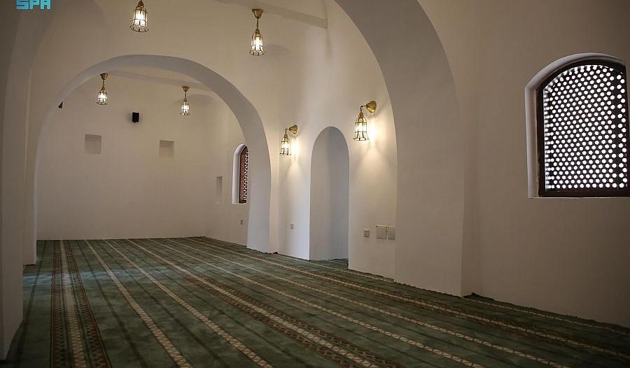 مسجد التابوت يتوسط قلب جزيرة فرسان منذ 300 عام