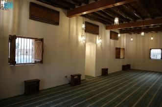مسجد الحديثة بالجوف