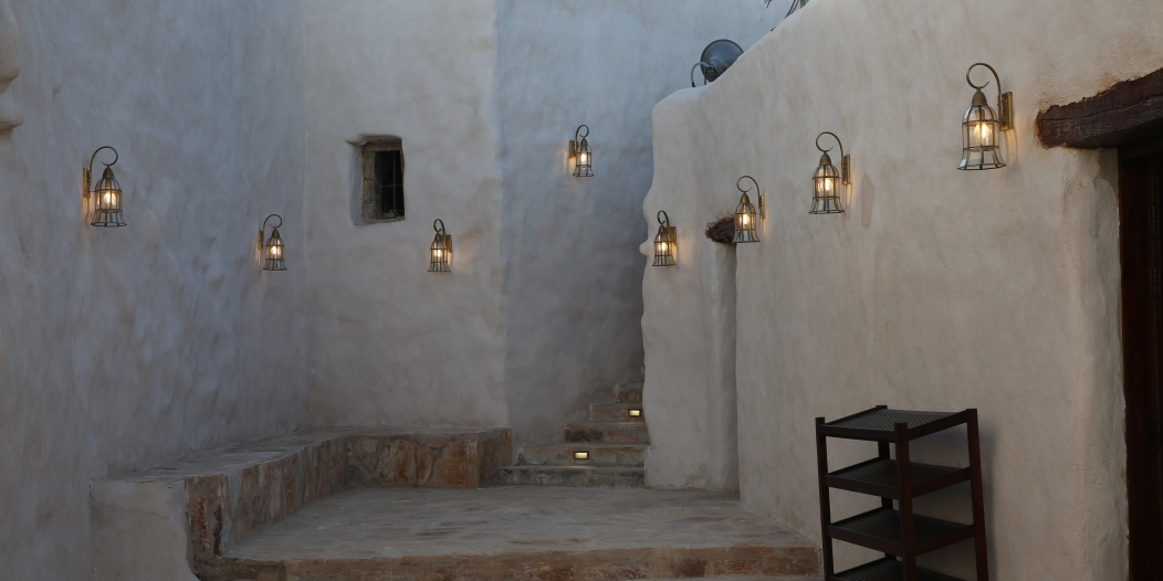 مسجد السرو التاريخي من أقدم المعالم التراثية في النماص