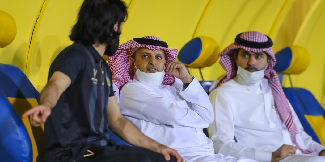 آل معمر: أنا محظوظ بالعمل مع حسين عبدالغني