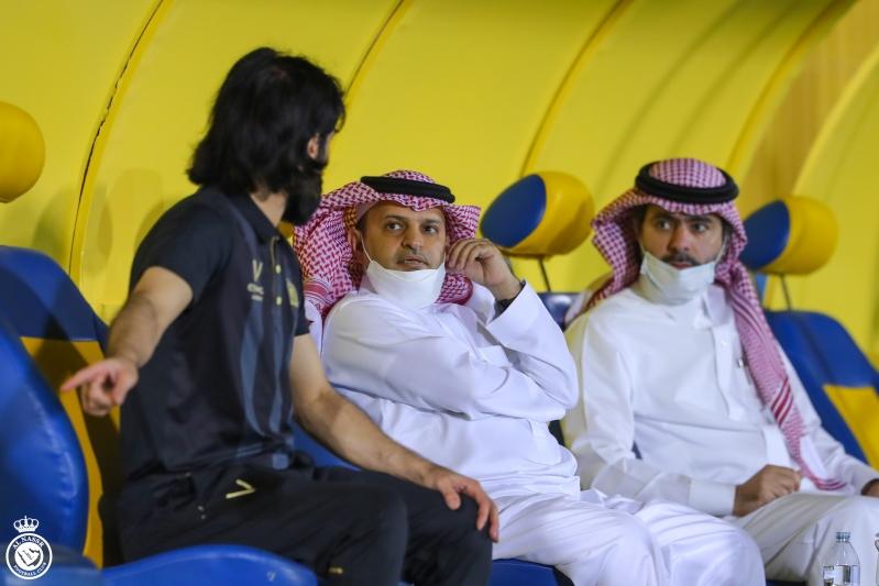 مسلي آل معمر مع حسين عبدالغني