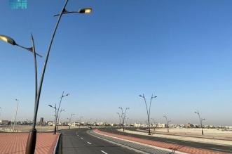 إنهاء أعمال مشروع الطريق الحلقي بشمال تاروت في الشرقية - المواطن