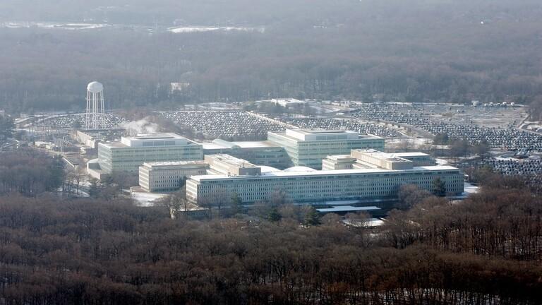 إيقاف شخص حاول اقتحام مقر CIA والوضع تحت السيطرة
