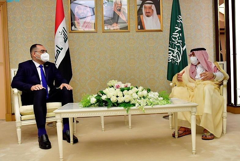القصبي يبحث تعزيز التعاون الإعلامي مع المدير التنفيذي لهيئة الإعلام العراقي