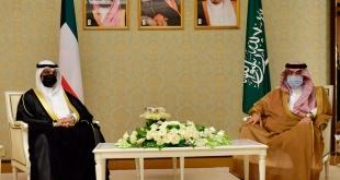 القصبي يبحث التعاون مع وزير الإعلام والثقافة الكويتي