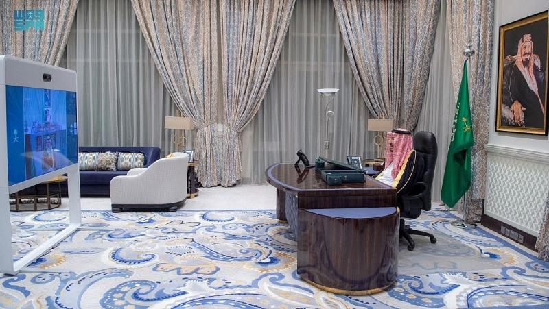 أمام الملك سلمان.. وزير الاقتصاد والتخطيط يؤدي القسم - المواطن