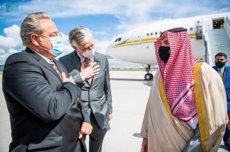وزير الداخلية يصل ألمانيا في زيارة رسمية