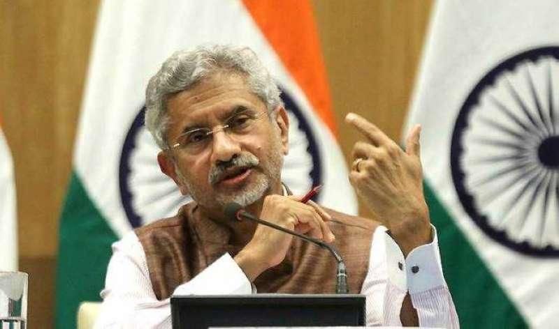 وزير خارجية الهند يخضع للعزل الذاتي