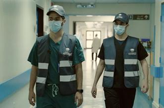 وليد وعبدالله متطوعان للرعاية الصحية في رحلة عطاء دون انتظار العائد - المواطن