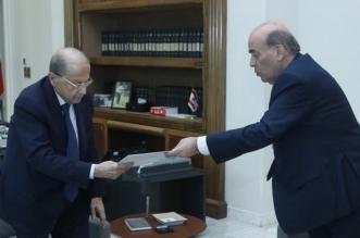وزير خارجية لبنان يقدم استقالته بعد إساءته إلى السعودية ودول الخليج - المواطن