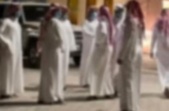 ضبط 70 شخصًا في تجمع مخالف بإحدى قاعات الأفراح بـ الرس - المواطن