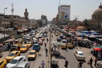 العثور على طن من المواد شديدة الانفجار في بغداد