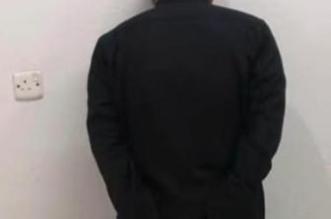 القبض على مواطن يعبث بـ أجهزة الرصد الآلي في الجوف - المواطن