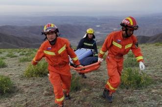 عاصفة مفاجئة تقتل 20 شخصاً خلال ماراثون جبلي بالصين - المواطن