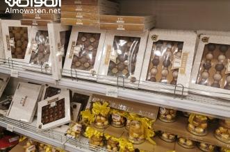 انتعاش وإقبال على محلات الحلويات والمكسرات في عسير - المواطن