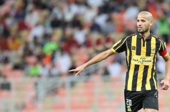 كريم الأحمدي لاعب الاتحاد
