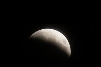 الخسوف الكلي للقمر