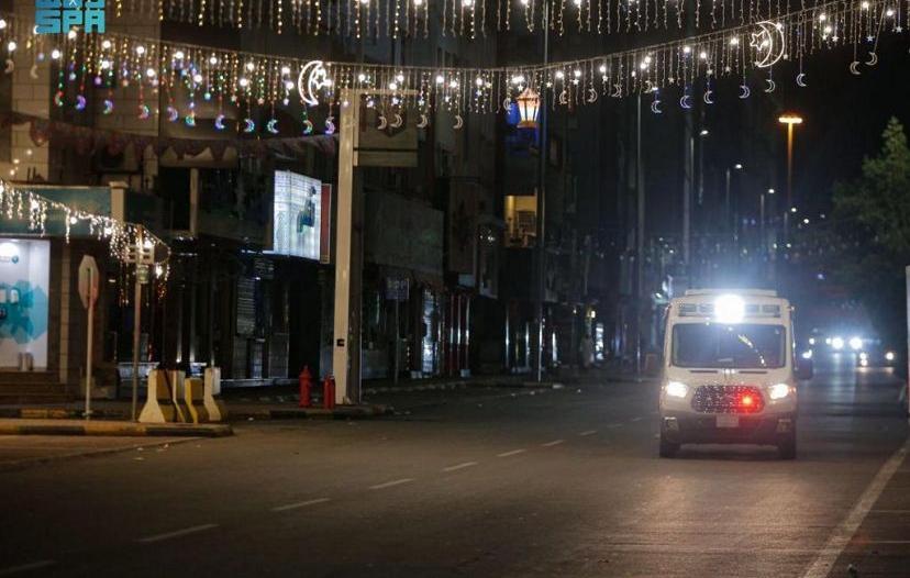 هلال الطائف يباشر 4879 بلاغًا في شهر رمضان