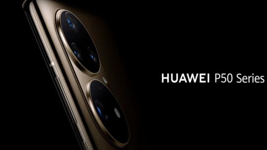 قدرات فائقة في هاتف هواوي الجديد P50 Pro