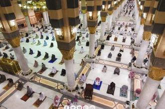 في يوم واحد.. الحذيفي الأب والابن يؤمان المصلين بالمسجد النبوي - المواطن