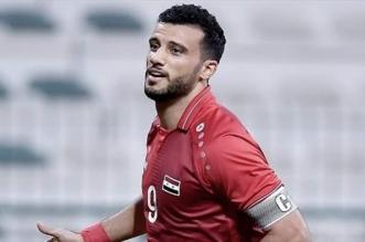 عمر السومة لاعب الأهلي