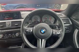BMW تطرح سيارتها الجديدة لعشاق القوة