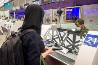مطار الملك عبدالعزيز الدولي بجدة يشهد انطلاق الرحلات الدولية - المواطن