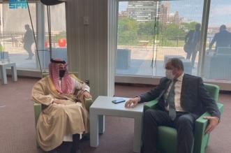 وزير الخارجية يبحث تنسيق التعاون وتطورات القضية الفلسطينية مع نظيره الجزائري - المواطن