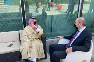 وزير الخارجية يبحث العلاقات الثنائية والقضية الفلسطينية مع نظيره الأردني - المواطن