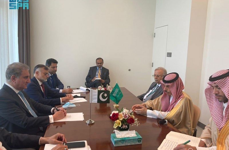 وزير الخارجية يبحث مع وزيري خارجية باكستان والمالديف مستجدات القضية الفلسطينية